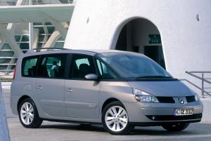 Renault Grand Espace IV 3.0 dCI Automatic 2002