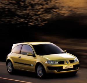 Renault Megane II Sport Hatch 1.9dCi 120 2002