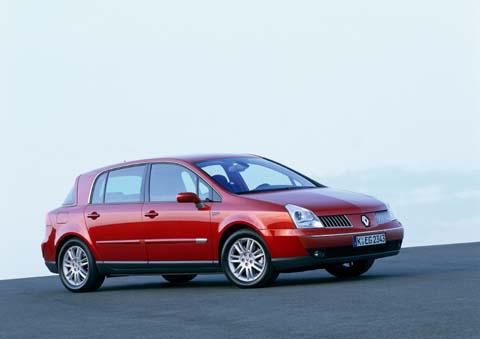 Renault Vel Satis 2.2 Diesel {RVS01} 2001