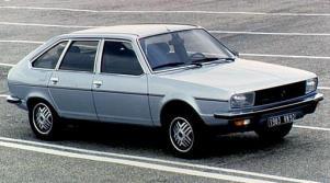 Renault 20 TX 1982