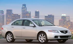 Acura TSX Automatic 2003