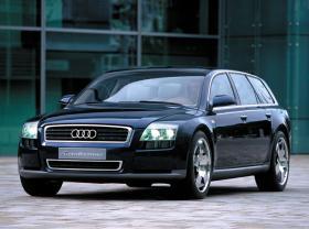 Audi Avantissimo 2001