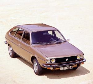 Renault 30 TS 1975