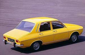 Renault 12 TS 1969