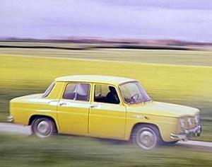 Renault 8S 1968