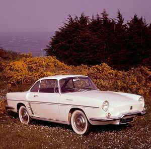 Renault Floride 1963