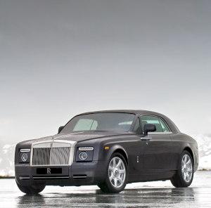 Rolls-Royce Phantom Coupé 2008