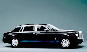 Rolls-Royce Phantom LWB 2005