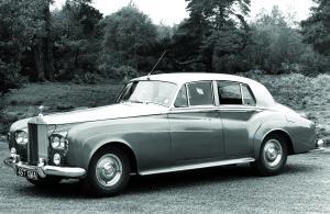 Rolls-Royce Silver Cloud III 1962