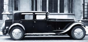 Rolls-Royce Phantom II 1929
