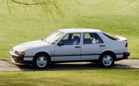 Saab 9000 CSi 2.3 Turbo 1991
