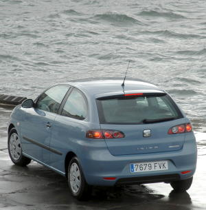 Seat Ibiza Ecomotive 2007