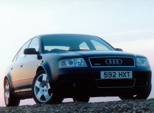 Audi A6 4.2 quattro Tiptronic {C5} 1999