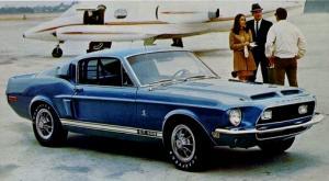 Shelby Cobra GT-500 1968