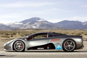 Shelby Super Cars Ultimate Aero TT 2007
