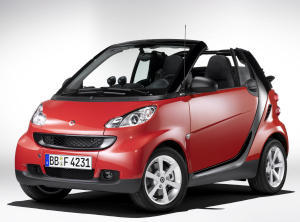 smart fortwo cabriolet 2006