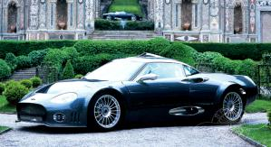 Spyker C8 Double 12 Stage I 2001