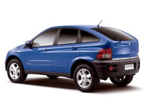 Ssangyong Actyon 4WD 2005