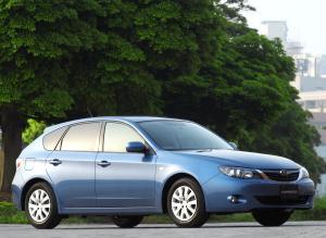 Subaru Impreza 15S AWD Automatic 2007