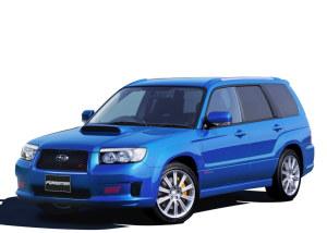 Subaru Forester STI 2006