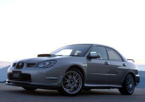 Subaru Impreza STi S204 2005