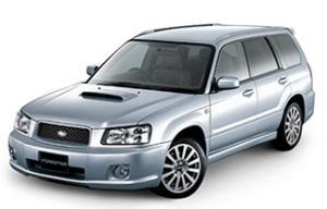 Subaru Forester Cross Sports 2003