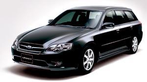 Subaru Legacy Touring Wagon 2.0i 2003