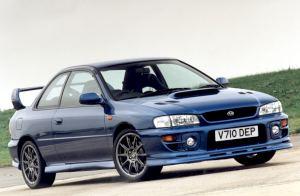Subaru Impreza P1 1999