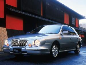 Subaru Impreza Casa Blanca 1998