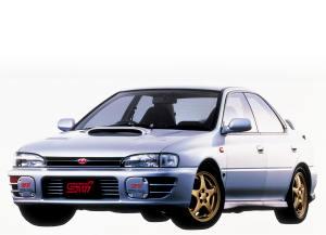 Subaru Impreza WRX STi Version II 1995