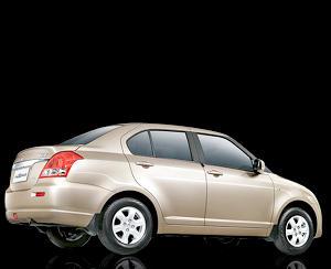 Suzuki Swift DZire DDiS 2008