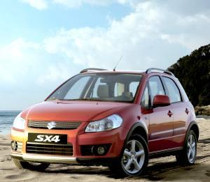 Suzuki SX4 1.6 VVT 2006