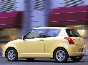 Suzuki Swift 1.3 GL 2005