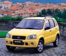 Suzuki Ignis 2000