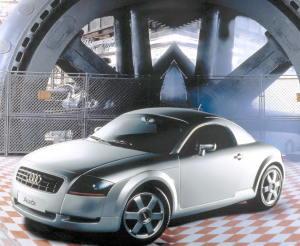 Audi TT 1995