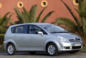 Toyota Corolla Verso 2.0 D-4D 2004
