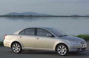 Toyota Avensis 2.0 D-4D 2003