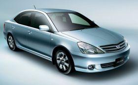 Toyota Allion A18 FWD 2001