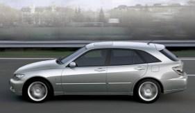 Toyota Altezza Gita AS300 Automatic 2001