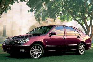 Toyota Brevis Ai300 2001