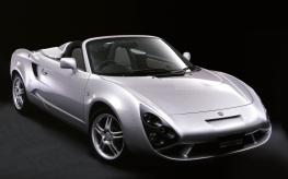 Toyota MR-S VM 180 Zagato 2001