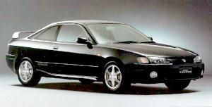 Toyota Sprinter Trueno BZ-R {AE111} 1998