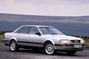 Audi V8 Automatic 1988
