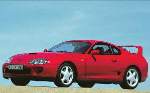 Toyota Supra Twin Turbo 1993