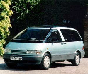 Toyota Previa 1990