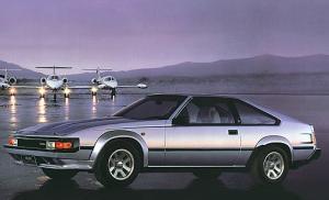 Toyota Celica Supra 1983