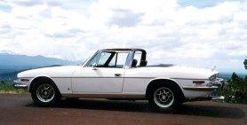 Triumph Stag 1970
