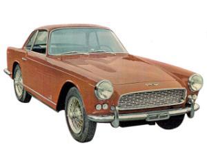 Triumph Italia 2000 1958