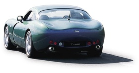 TVR Tuscan Speed Six 2000