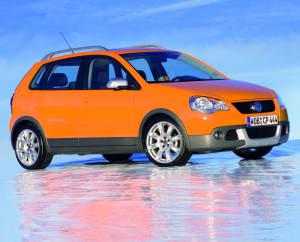 Volkswagen CrossPolo 1.4 16v 2006